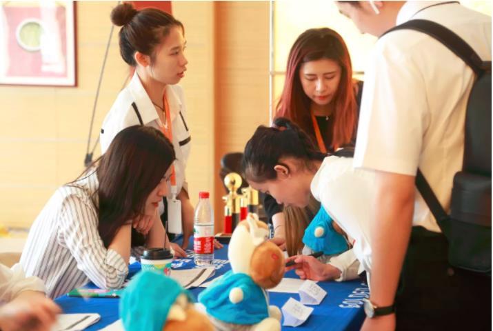 第八届高顿ACCA未来财经精英训练营上海场火热开营!